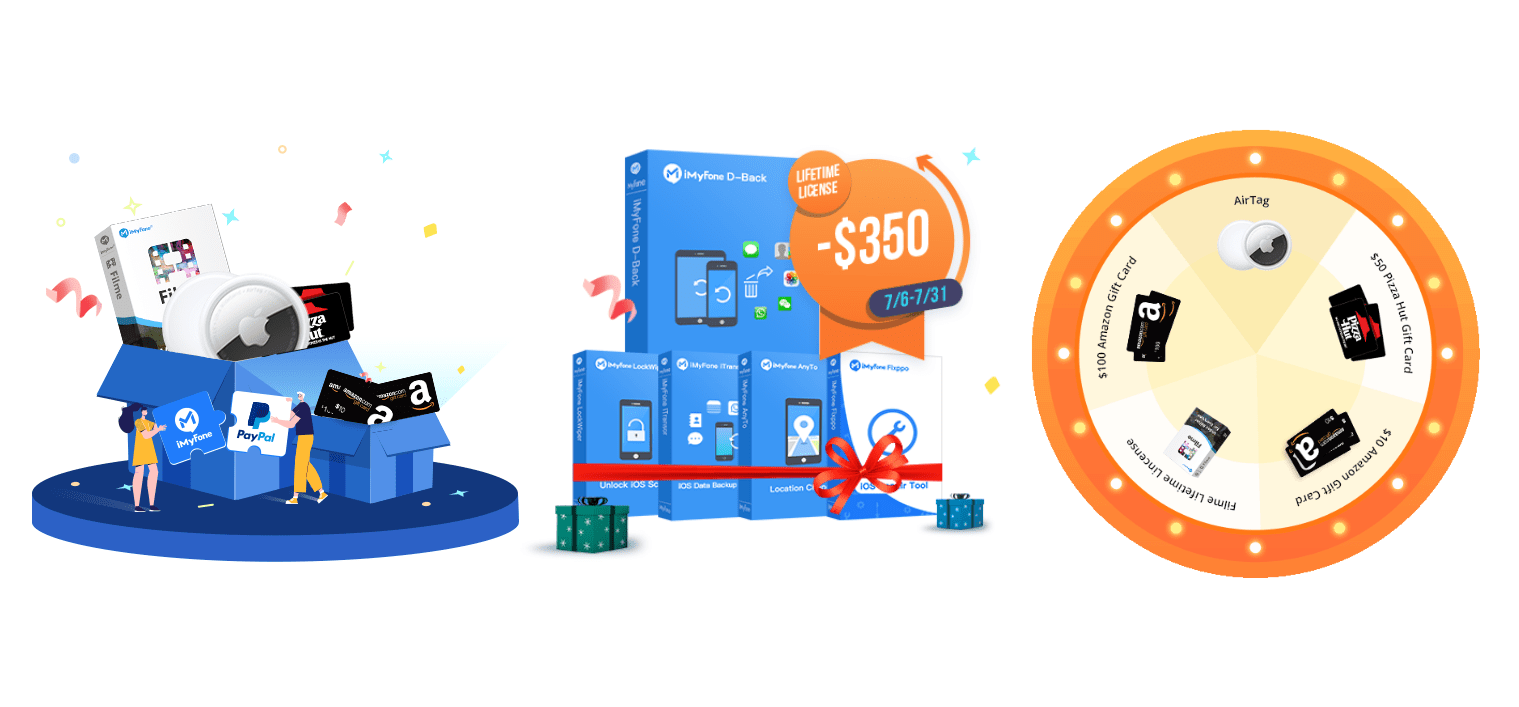 iMyFone Lifetime Deal: Save $350 During iMyFone Special PayPal Day Bundle Deals