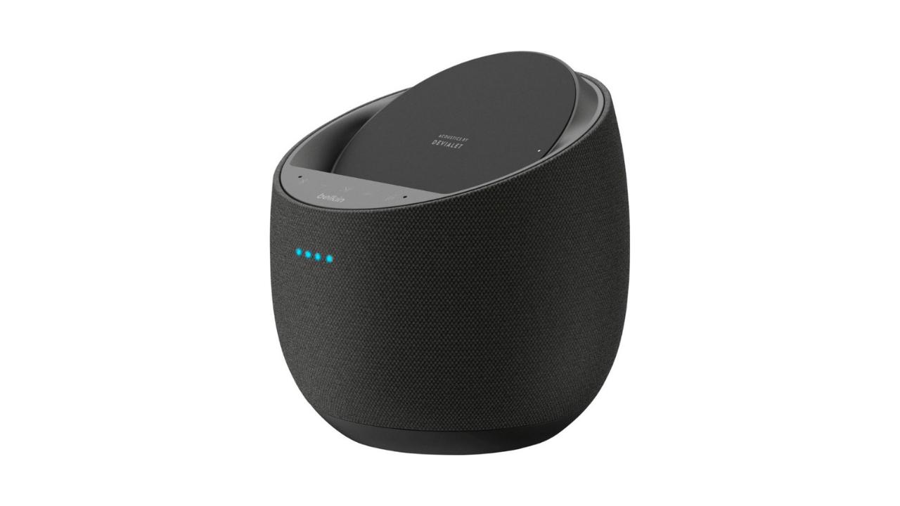 Get $100 off on Belkin SoundForm Elite Hi-Fi Smart Speaker