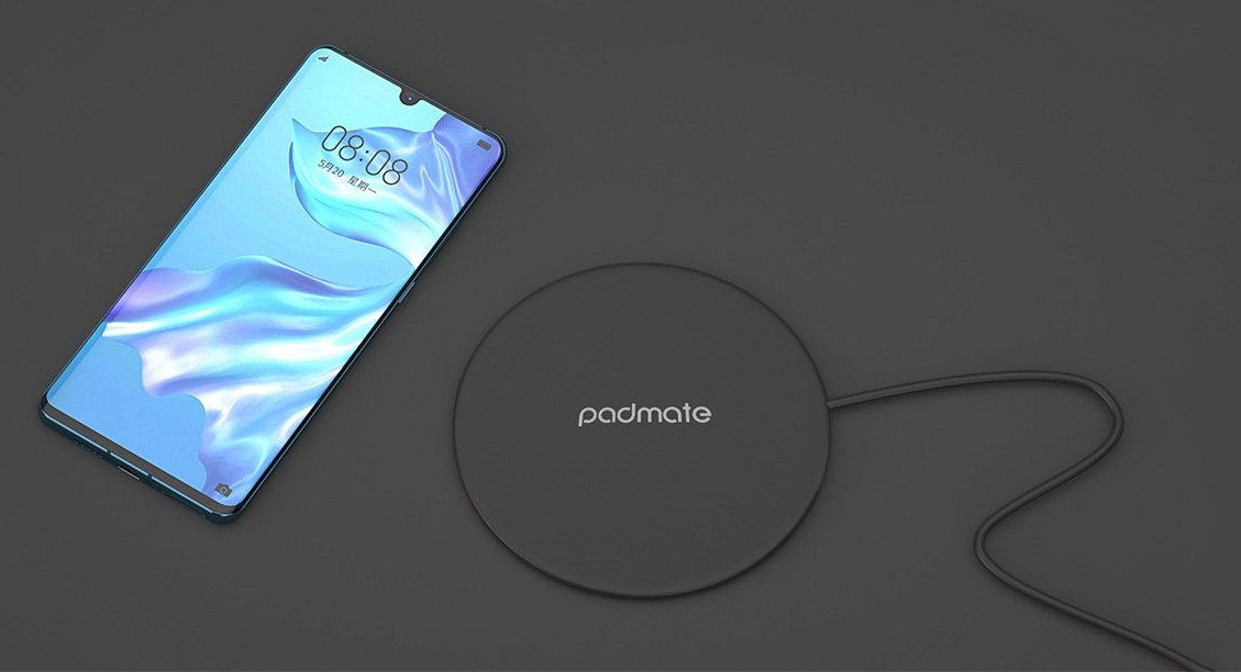 Get free Padmate Wireless Charger Pad S10 worth $14.90
