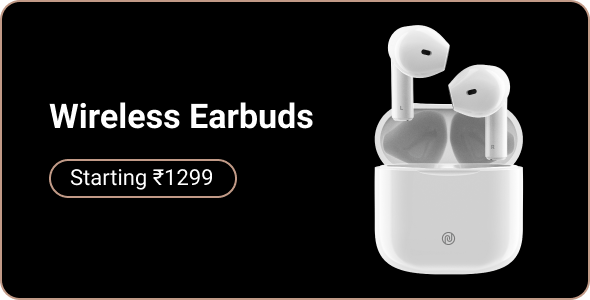 Noise Anniversary Days Sale: Up to 70% off on Noise Audio Collections and Smart Watches