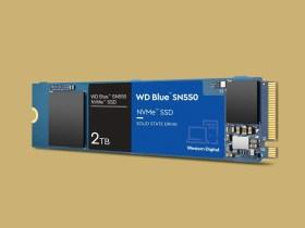 Get 40% 0ff on WD Blue SN550 NVMe SSD 500GB
