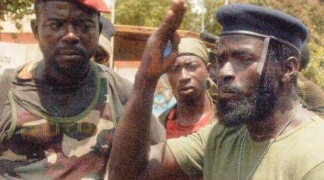 Le chef-rebelle des FN-FRCI Tuo Fozié (barbe), a été nommé Préfet de Bondoukou par Alassane Dramane Ouattara.