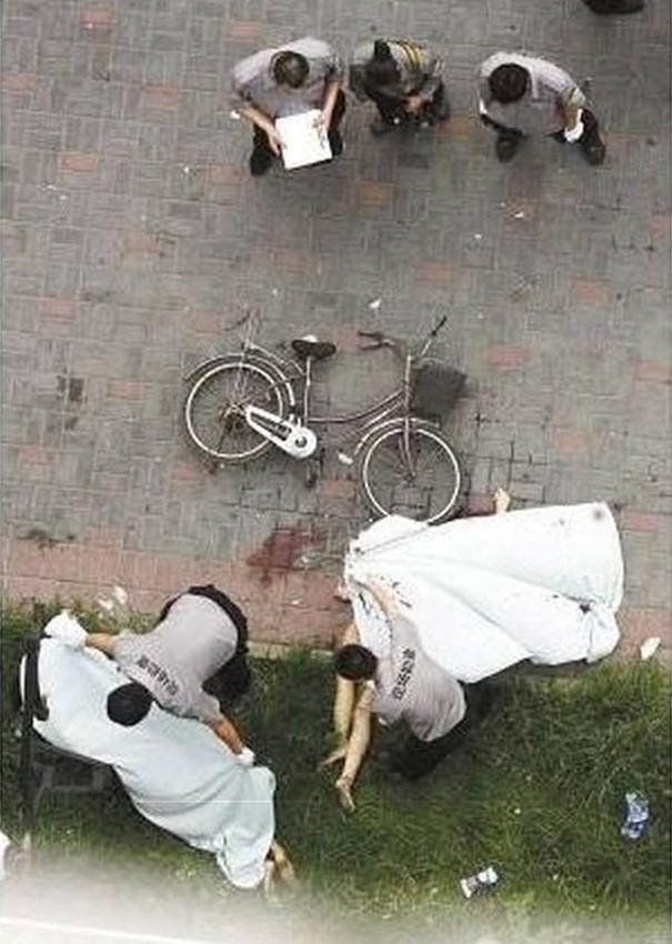 photos Deux jeunes se tuent en faisant lamour sur un balcon  Londres