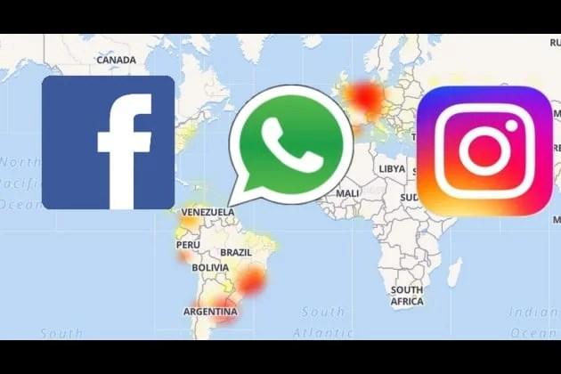 Panne mondiale : Facebook, WhatsApp et Instagram ne répondent plus
