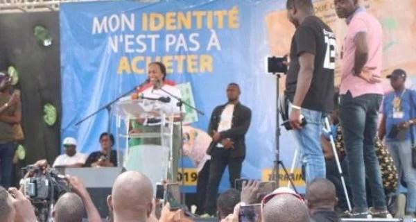 Meeting contre la CNI à 5000F: Parlementaires et partis politiques disent non et denoncent une dictature