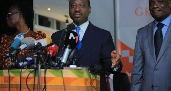 Rencontre Bédié – Gbagbo : Le Comité politique de Guillaume Soro salue des retrouvailles fraternelles entre des fils de la Côte d'Ivoire
