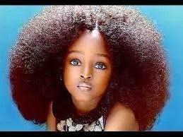 Jare Ijalana : la Nigérienne de 5 ans élue «plus belle petite fille au monde»