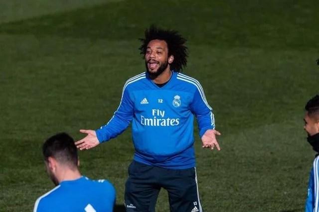 Premier test de Marcelo pour le derby