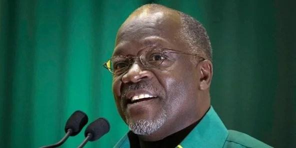 Le Président Tanzanien affirme avoir découvert des tests contaminés au covid-19 envoiyés en Afrique