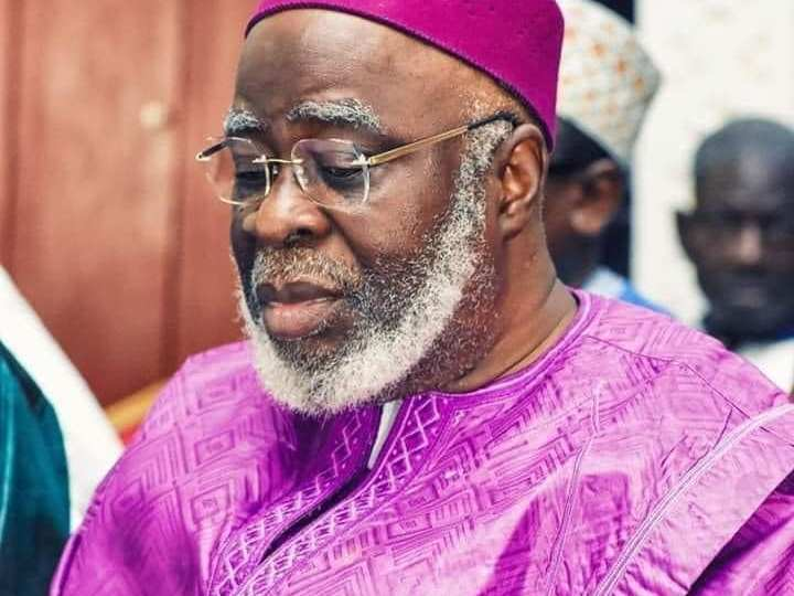 Début des obsèques de Cheick Boikary Fofana, le guide des musulmans ivoiriens décédé de la Covid-19
