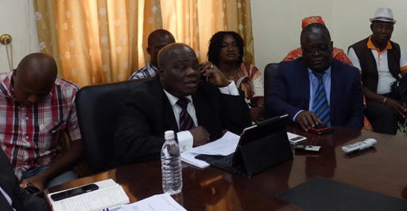 Côte d'Ivoire : Blé Guirao répond à Bictogo et attaque les « véritables traîtres, laudateurs et opportunistes » du RHDP