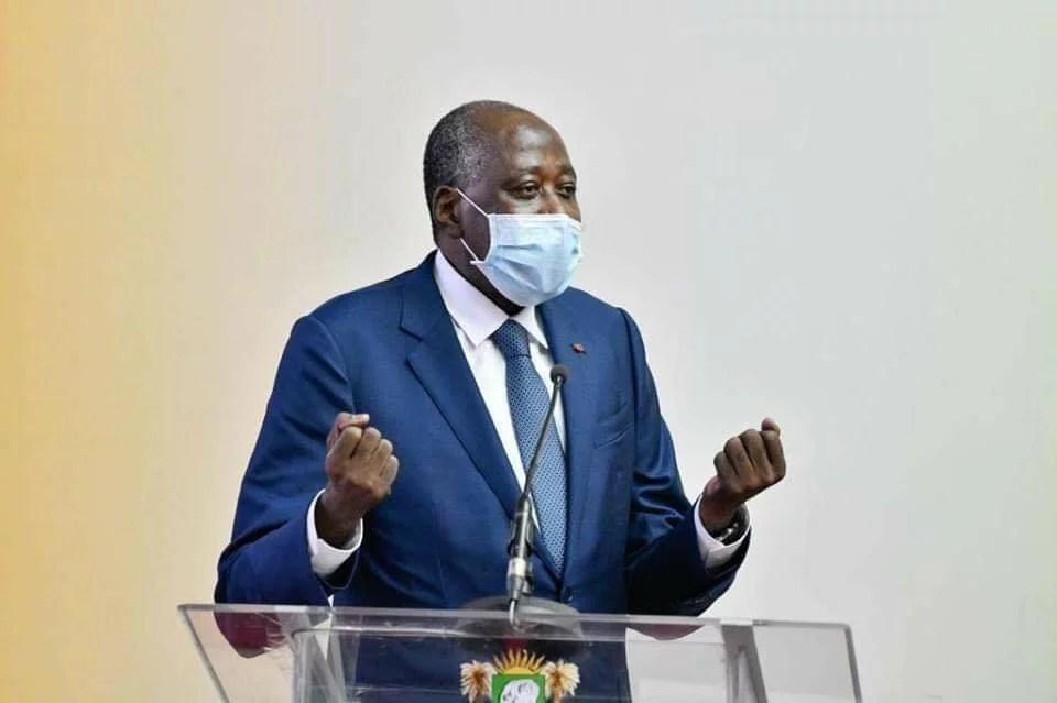 Déclaration du Premier Ministre Amadou GON Coulibaly