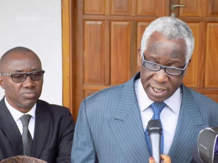 Côte d'Ivoire, le professeur et constitutionaliste Martin Bléou rompt le silence