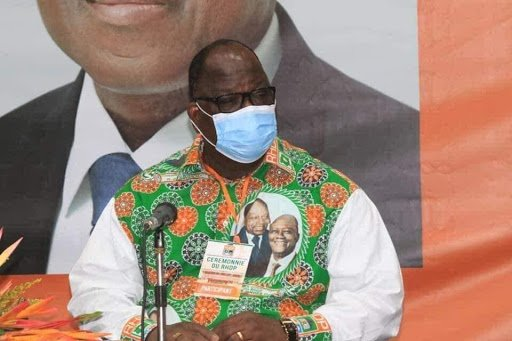 Présidentielle ivoirienne 2020: l'UDPCI choisit Ouattara