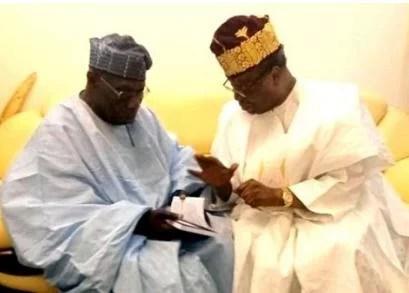 Soglo et Obasanjo passent en revue les grands sujets de l'intégration de la Cedeao