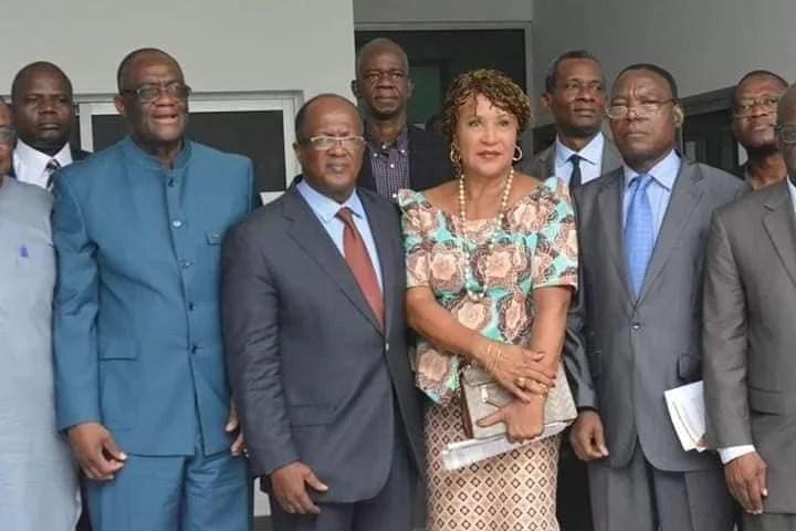 DECLARATION DES PARTIS ET GROUPEMENTS POLITIQUES DE L'OPPOSITION IVOIRIENNE