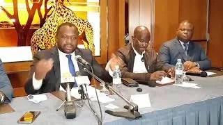UGENT:LE RHDP ANNONCE: Le ministre Kobenan Kouassi Adjoumani est devenu la bête noire de l'opposition
