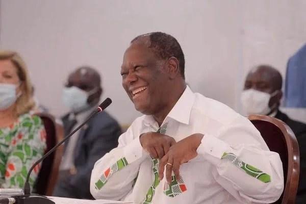 Côte d'Ivoire : la première réaction d'Alassane Ouattara après sa victoire