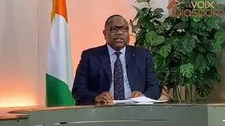 URGENT: PROCLAMATION DES RÉSULTATS PROVISOIRES DE L'ÉLECTION PRÉSIDENTIELLE 2020 en CÔTE D'IVOIRE