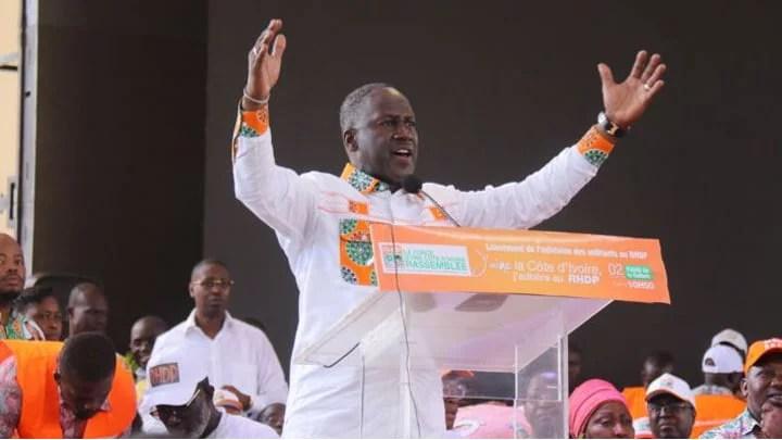 Côte d'Ivoire/ Remise des passeports de Gbagbo: Le RHDP n'est pas content