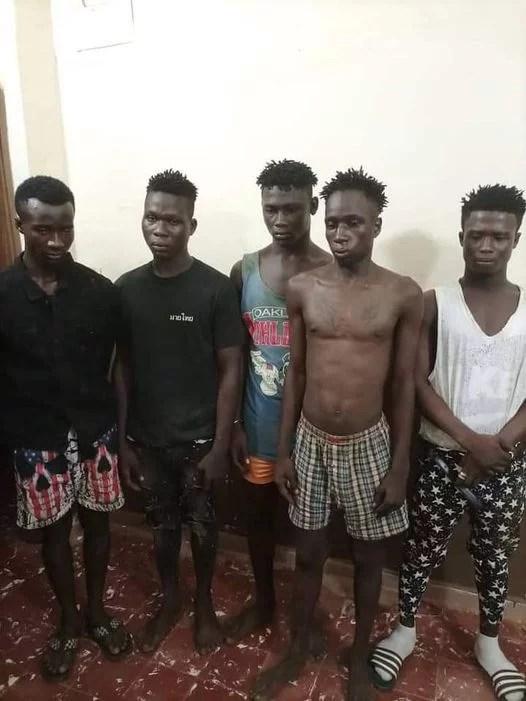 Cote D'ivoire: 06 membres d'un gang à San Pedro neutralisé