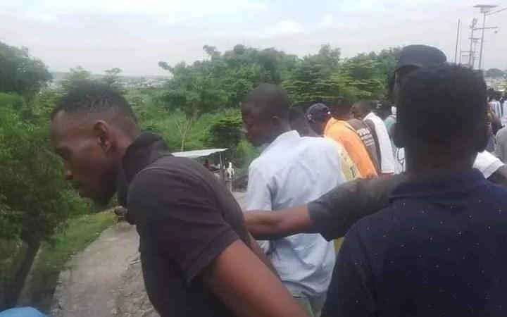 Drame RDC – KINSHASA: Une église évangélique frappé par un malheur