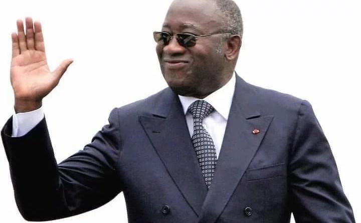 LAURENT GBAGBO INVITE À VOTER