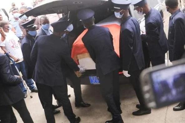 Voici comment le cops d'Hamed Bakayoko est arrivé à Séguéla