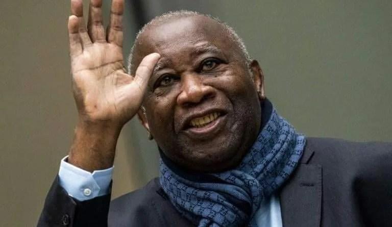 Retour de Gbagbo