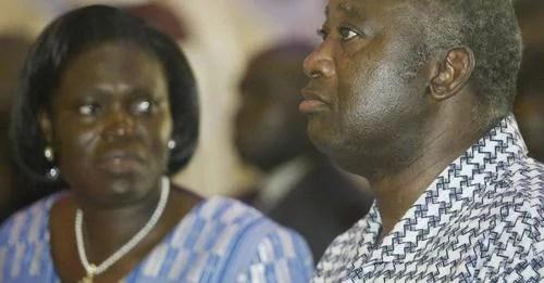 Divorce entre Gbagbo et Simone