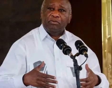 Urgent: Congrès constitutif du nouveau parti du Président Laurent GBAGBO: Communiqué