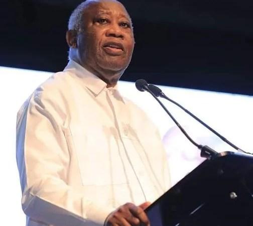 Discours intégrale de Laurent Gbagbo au congrès de son nouveau parti