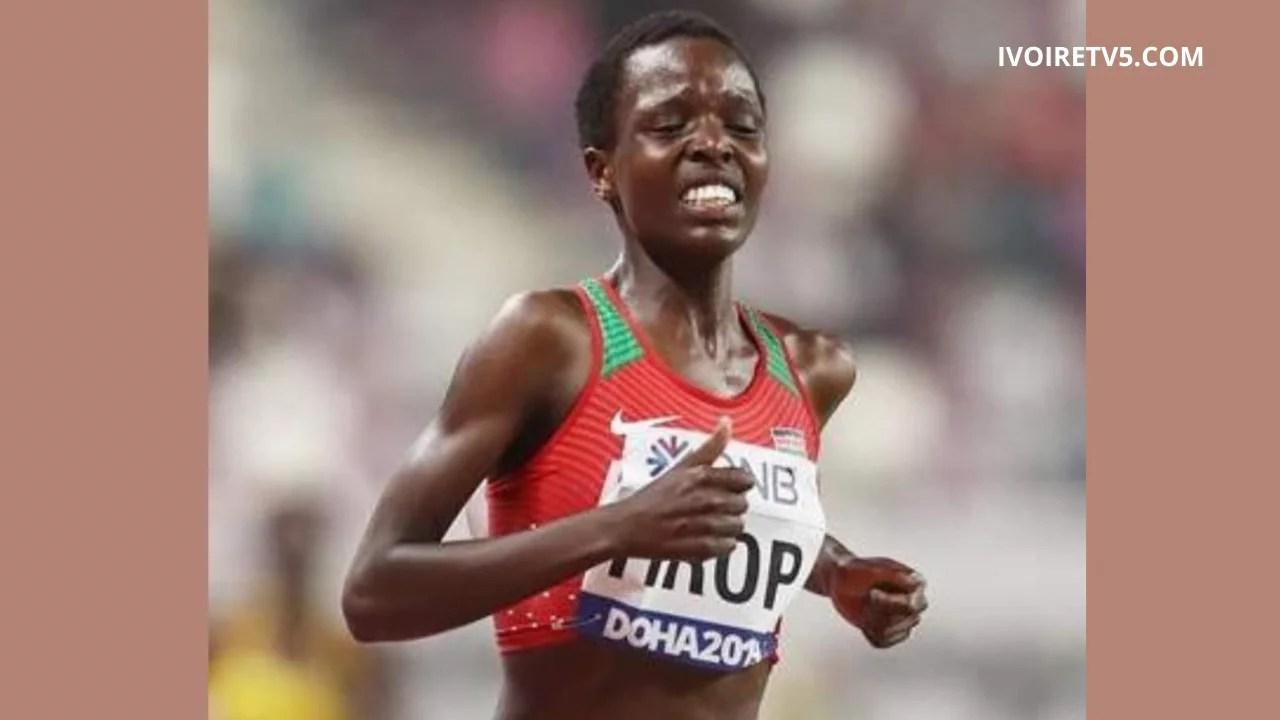 Kenya : l'athlète kenyane Agnes Tirop a été retrouvée morte chez elle