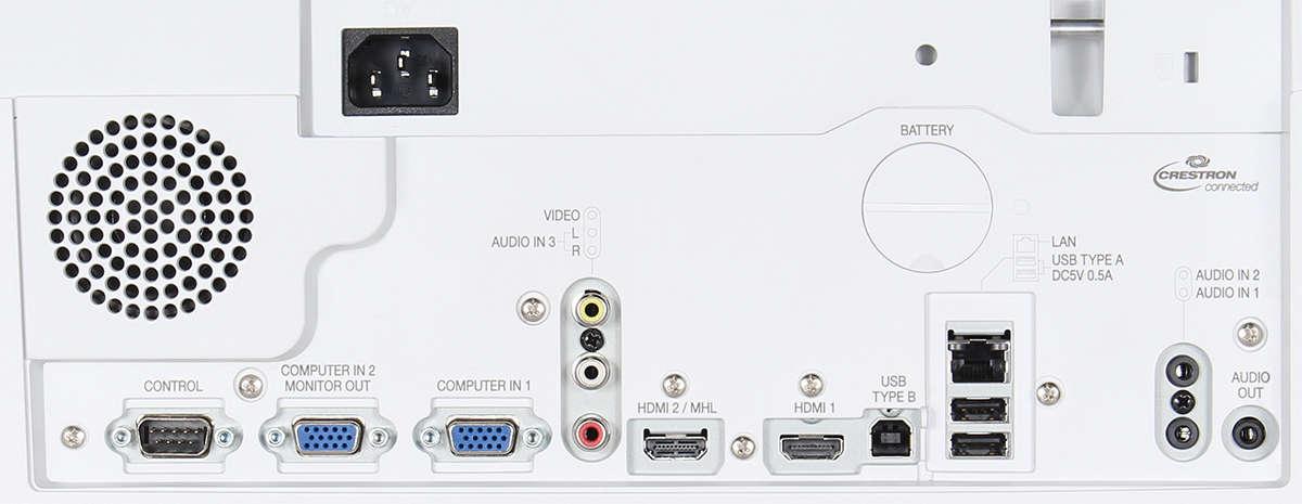 Hitachi LP-AW4001 WXGA LCD Projector