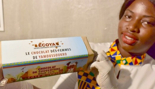Ecoya, le chocolat Made in CIV !
