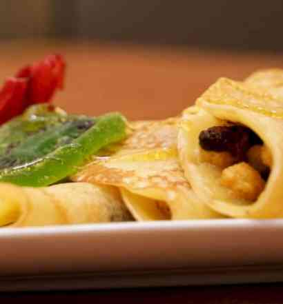 CREPES aux cereales