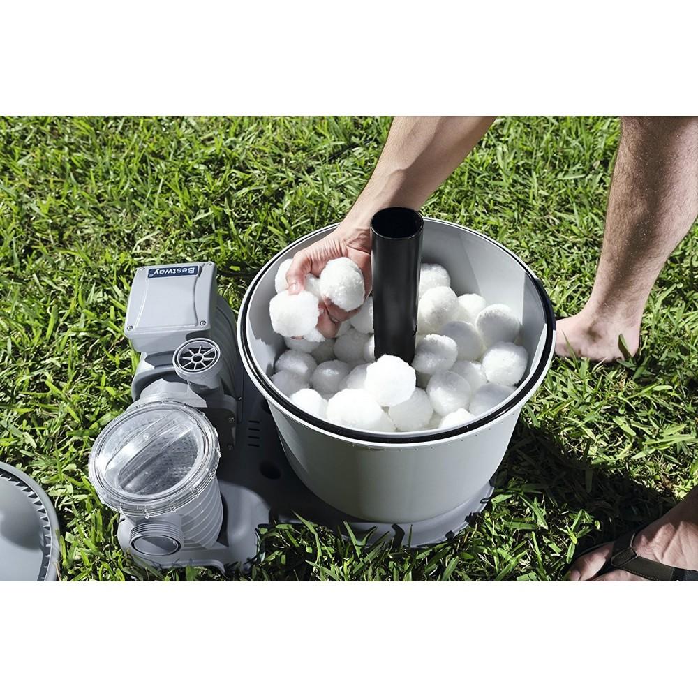 Sfere per Filtrazione acqua per filtri a sabbia flowclear 58475  IVO STORE