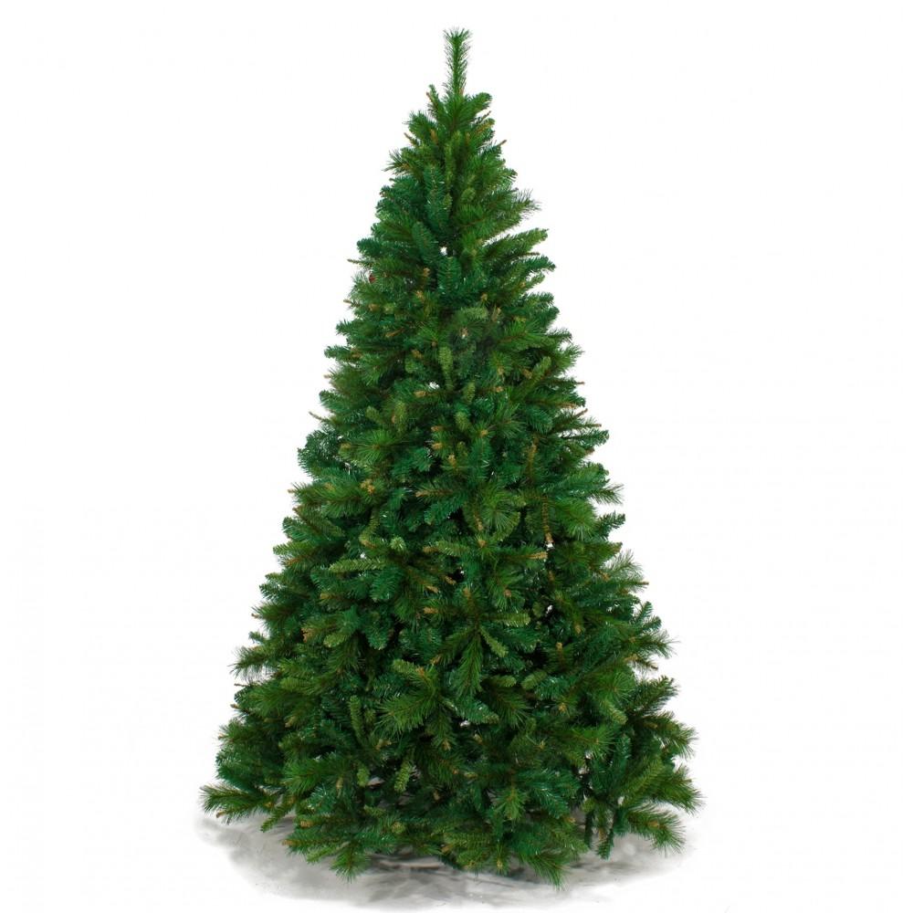 Albero di Natale KENTUCKY 240 cm Abete Ecologico 47514