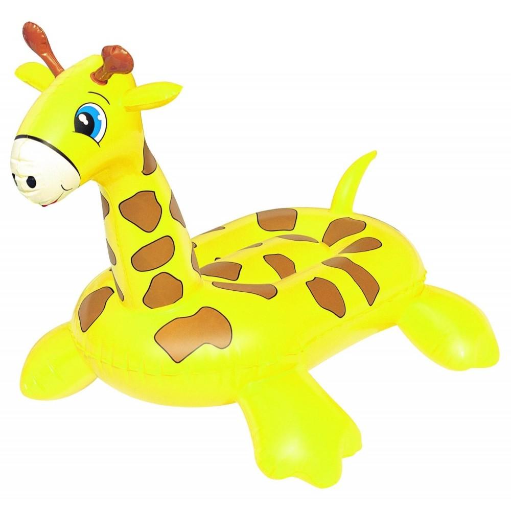 Cavalcabile Giraffa Gioco Gonfiabile Mare Piscina Bestway