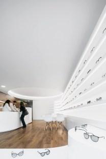 Reportagem Fotografia de arquitectura portuguesa fotografo Ivo tavares studio projecto Óptica Pitães de Tsou Arquitectos