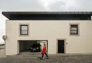 Reportagem Fotografia de arquitectura portuguesa fotografo Ivo tavares studio projecto Casa Santa Marinha de Paulo Moreira Architecture.