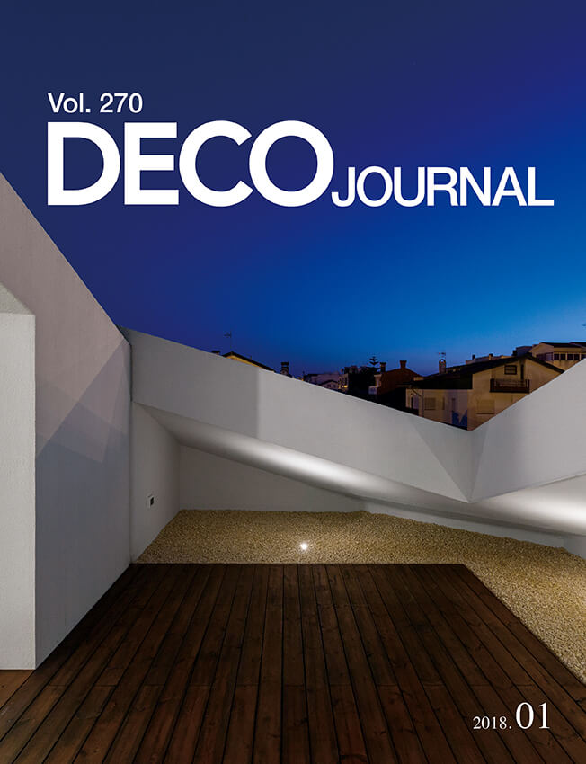 Deco Journal Architectural Magazine do fotografo Ivo Tavares Studio