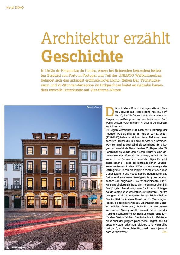 Hotel Style Magazine Exmo Hotel Porto Floret Arquitectura 2 2 do fotografo Ivo Tavares Studio