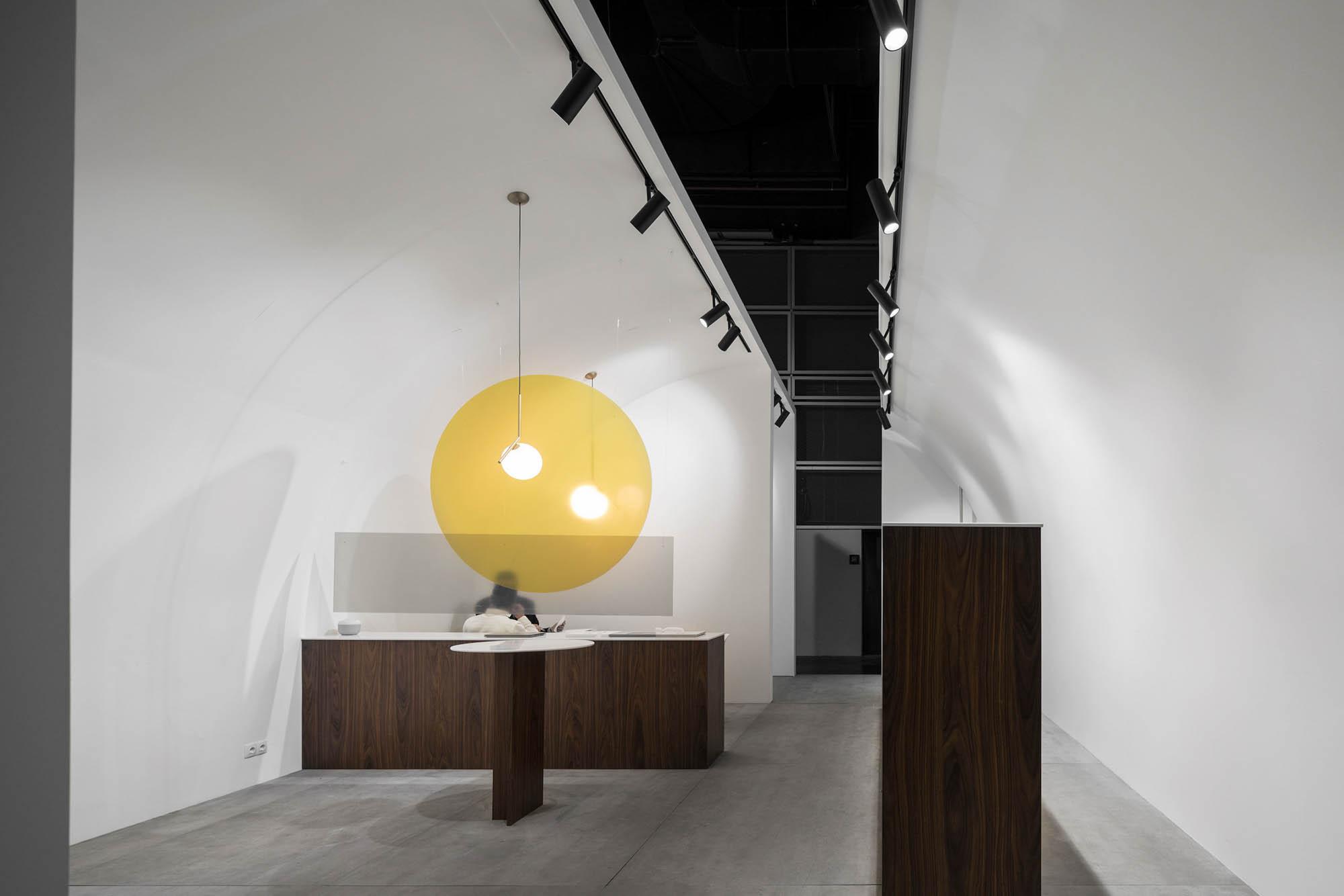 Stand Resigres Cevisama Em Valencia Do Atelier De Arquitetura Xa