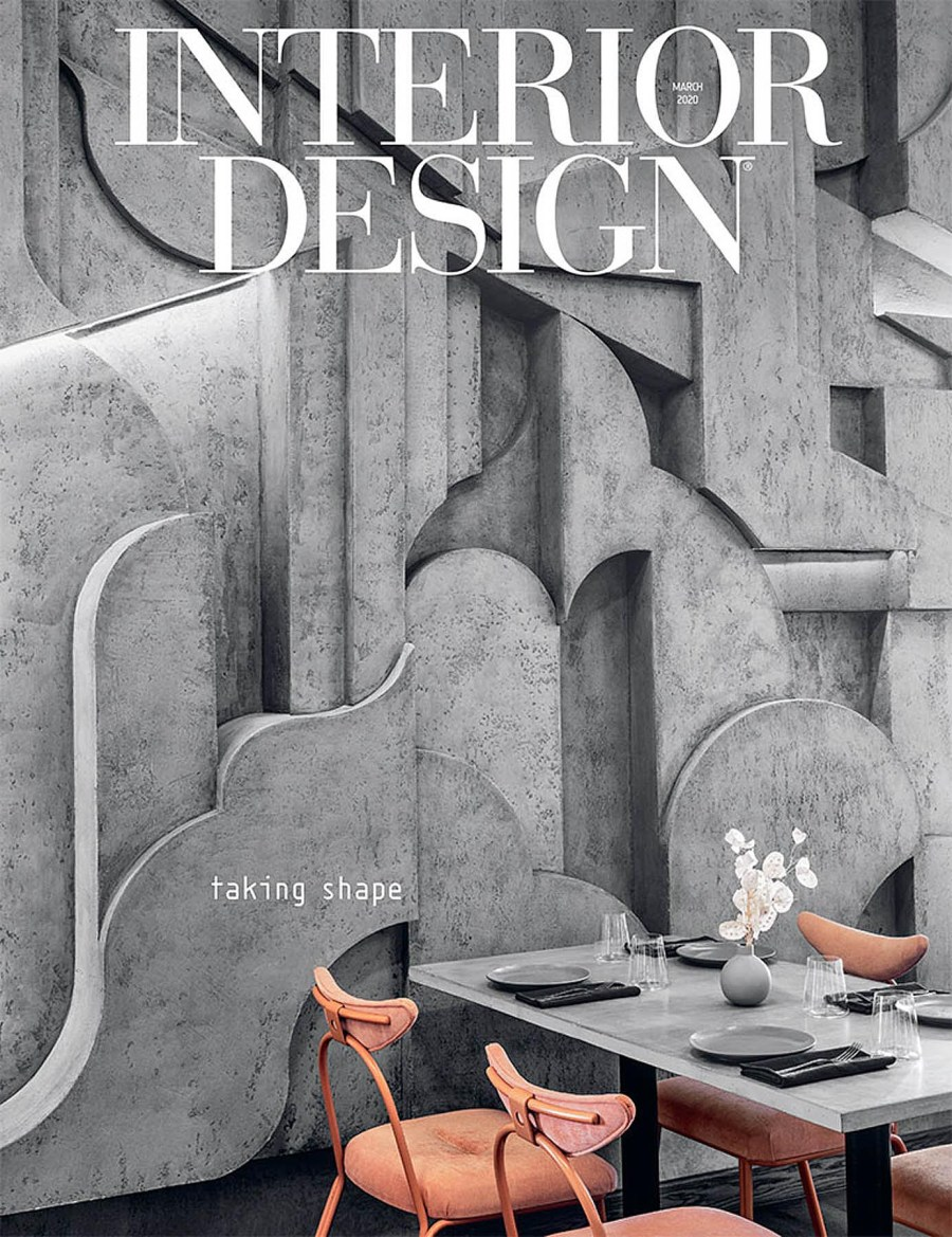 Interior Design Magazine March 2020 Com Projecto De Arquitectura