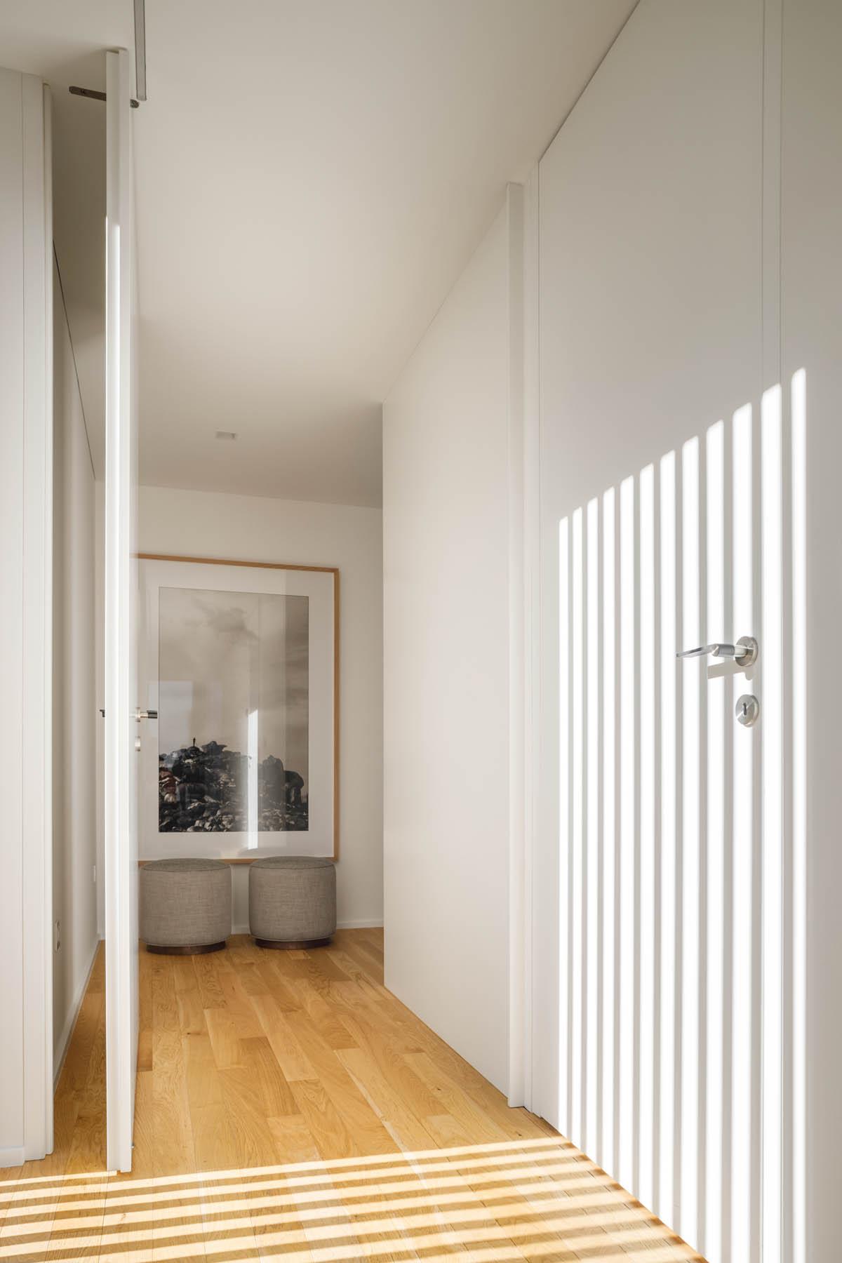 Casa em St Tirso do atelier de arquitectura Hous3 e com fotograf