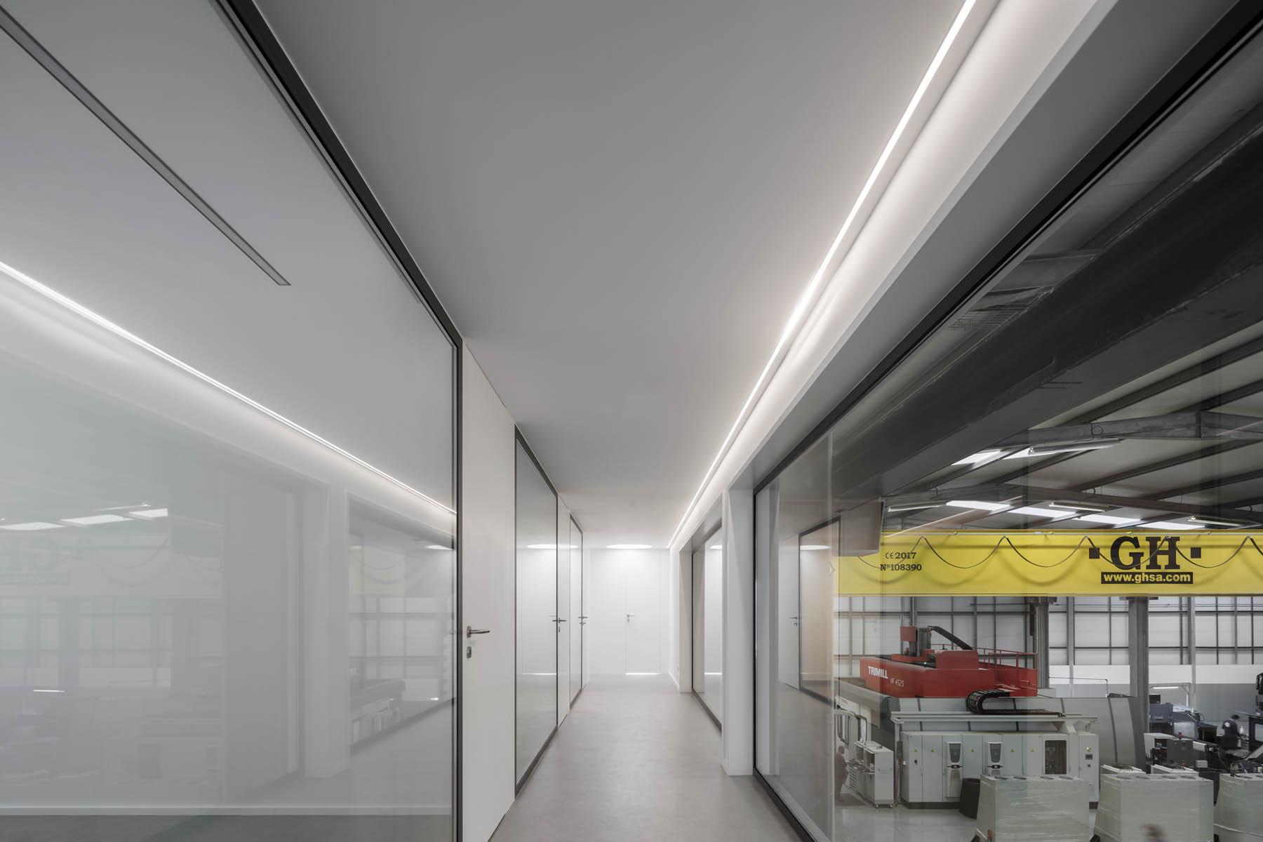 Fabrica Industrial da Steelform , em Oliveira de Azemeis , do at