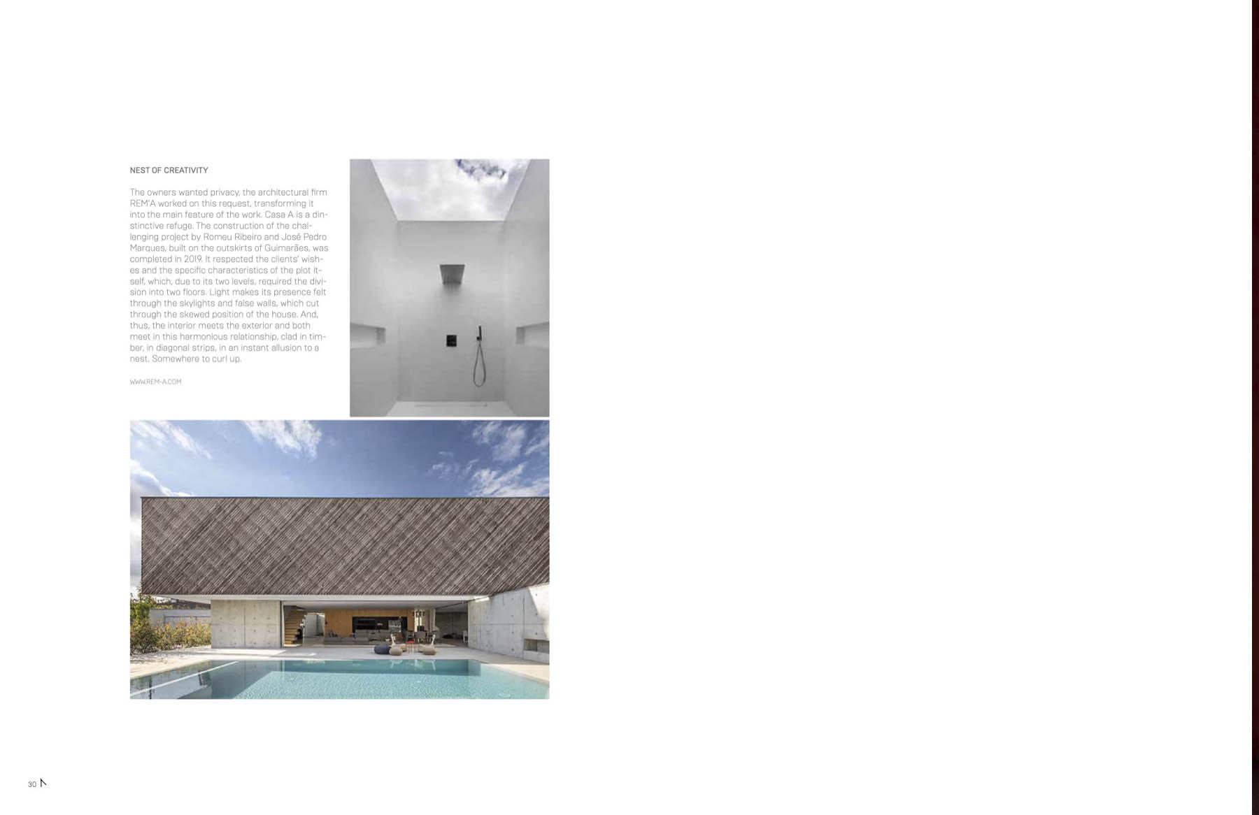 TRENDS 74 Floret Arquitectura Ren Ito RemA 16 16