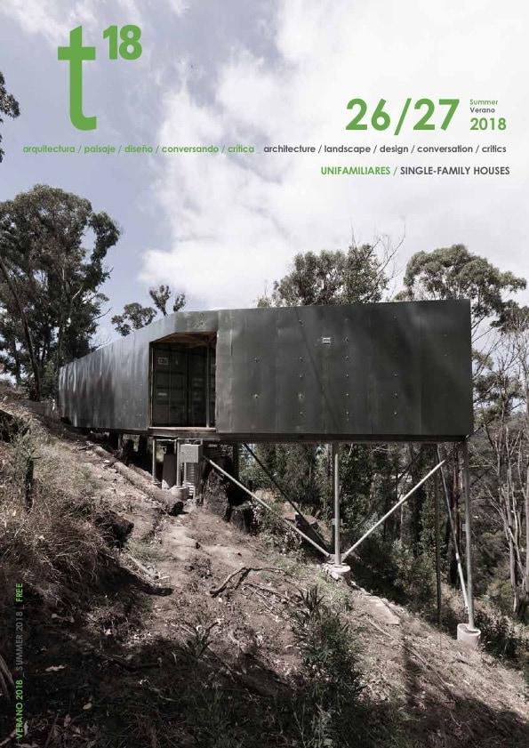T18 Magazine #26/27 1 com arquitectura de itsivotavares e fotografia arquitetura de ivo tavares studio