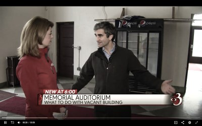 Mayor Weinberger on WCAX